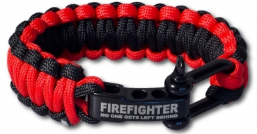 Armband Paracord Firefighter