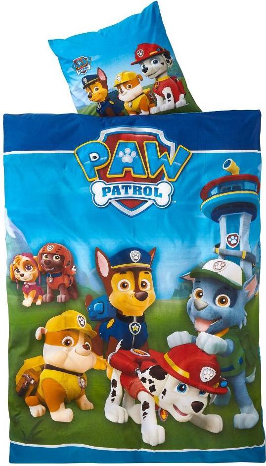 Kinder Bettwäsche Paw Patrol Feuerwehronlineshop